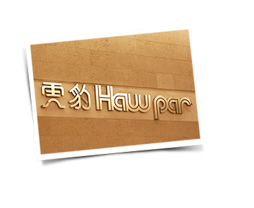 haw par corporation limited traditional business External links hawparcom haw par corporation limited sgx : boon-haw moved to hong kong to manage the business from there inspired by traditional papercuts.